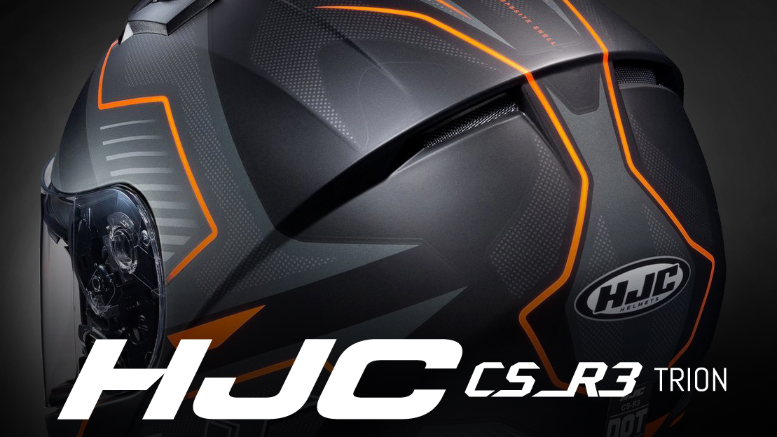 HJC CS-R3 TRION