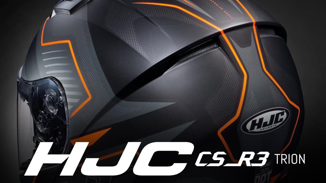 HJC CS-R3 TRION